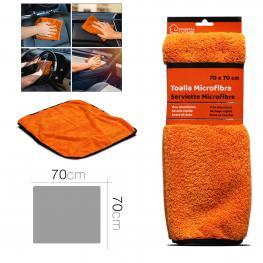 Toalla Microfibra 70 X 70 Cm