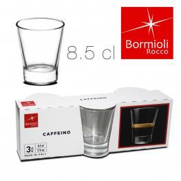Vaso Caffeino X3 8.5 Cl