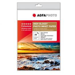 Agfaphoto Professional Papel Foto 260G A4 20 Hojas