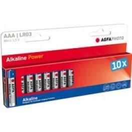 1X10 Agfaphoto Micro Aaa Lr03