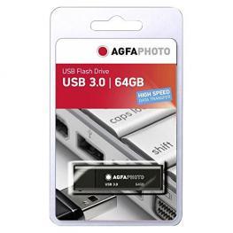 Agfaphoto Usb 3.0 Negro  64Gb