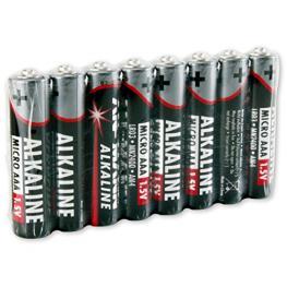 1X8 Ansmann Alkaline Micro Aaa Lr 03 Red-Line