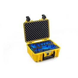 B&w Osmo Case 3000/y Amarillo Para Dji Osmo X3/plus/zoom