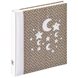Walther Stars & Moon 28X30,5 50 Páginas Baby Álbum Uk208