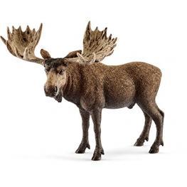 Schleich Wild Life         14781 Bull Elk