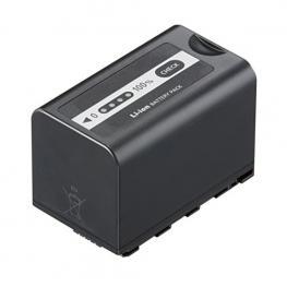 Panasonic Vw-Vbd58E Akku 5.800 Mah For Hc-X1000