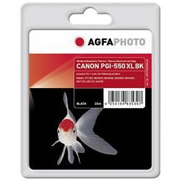 Agfaphoto Pgi-550 Xl Pgbk Negro