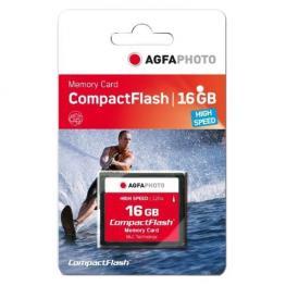Agfaphoto Compact Flash     16Gb High Speed 300X Mlc