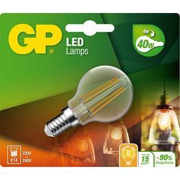 Gp Lighting Filament Mini Globe 4W (40W)  470Lm