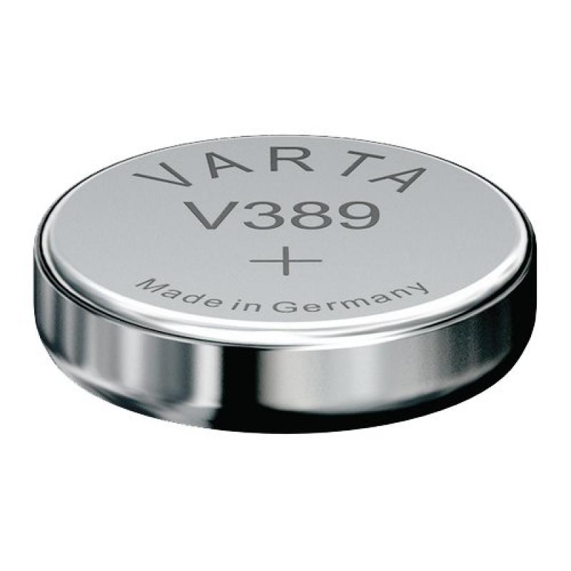 1 Varta Watch V 389 High Drain