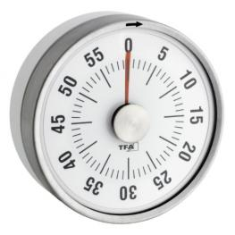 Tfa 38.1028.02 Puck Reloj de Cocina