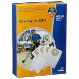 Nilfisk Kit Bolsas Aero  4+1