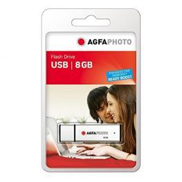 Agfaphoto Usb 2.0 Plata      8Gb