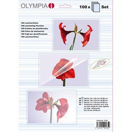 Olympia Folio de Laminación Set