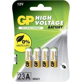 1X4 Gp Alkaline A 23 12 V                    10023Ac4