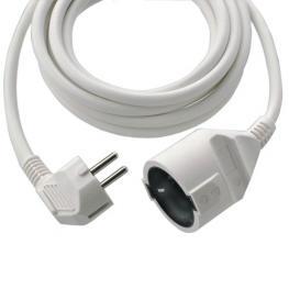 Rev Cable de Extensión 5,0 M Blanco