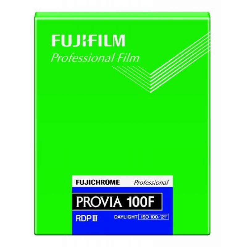 1 Fujifilm Provia 100 F 4X5 New