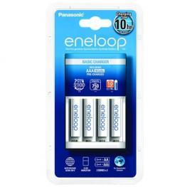 Panasonic Eneloop Basic Cargador Incl. 1X4 Pilas Aaa Micro