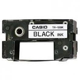 Casio Tr-18 Bk Negro Ink Ribbon Casete