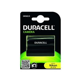 Duracell Li-Ion Batería 1600Mah Para Nikon En-El15