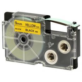 Casio Xr-9 Yw 9 Mm Negro/amarillo