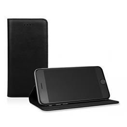 Caseual Leather Slim Iphone 6S, Italian Black