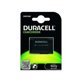 Duracell Li-Ion Batería 1640Mah Para Sony Np-Fv70