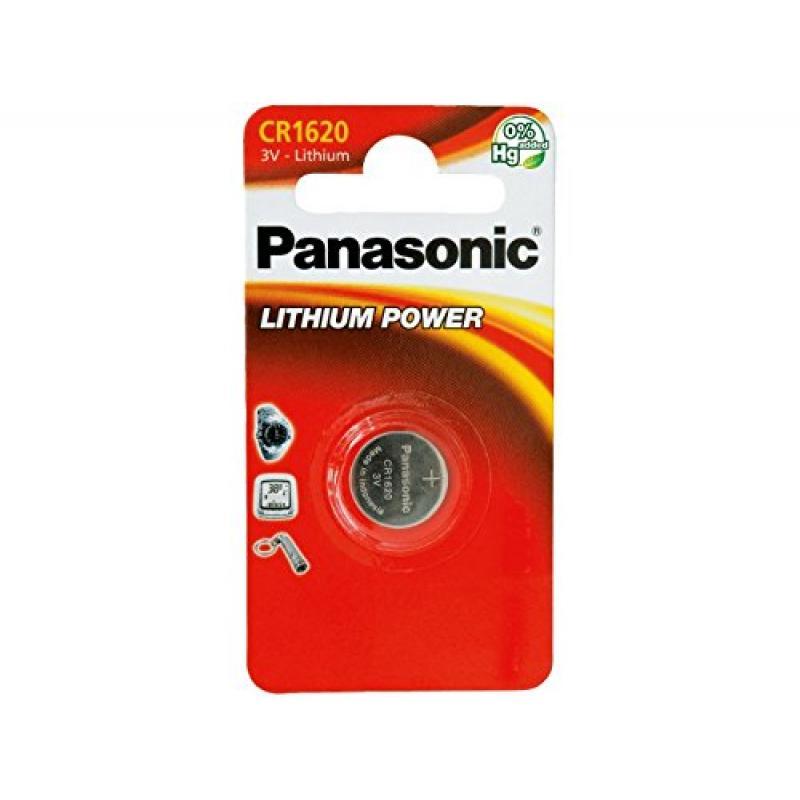 1 Panasonic Cr 1620 Lithium Power