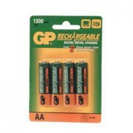 1X4 Gp Recyko+ Nimh Pilas Micro Aaa 850 Mah 12085Aaahcc4