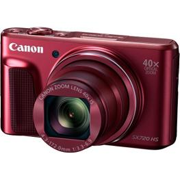 Powershot Sx720 Hs Red 20.3Mp  Cam
