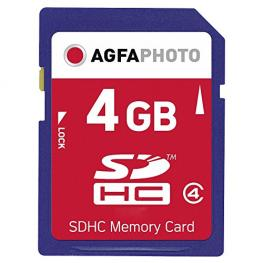 Agfaphoto Tarjeta Sdhc  4Gb