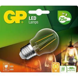 Gp Lighting Filament Mini Globe 2W (25W)  250Lm