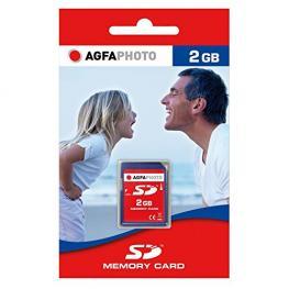 Agfaphoto Tarjeta Sd      2Gb