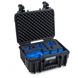 B&w Outdoor Case Type 3000/b Negro Para Dji Osmo Mobile