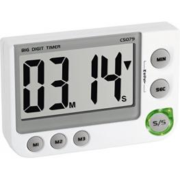 Tfa 38.2024  Temporizador y Cronómetro Digital