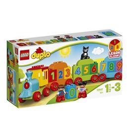 Lego Duplo 10847 Tren de los Números