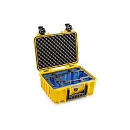 B&w Copter Case Type 3000/y Amarillo Para Dji Mavic Pro