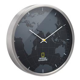 National Geographic Reloj de Pared World