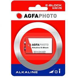 1 Agfaphoto 9V-Block 6 Lr 61