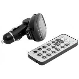 Technaxx Fmt-500 Transmisor Con Mando A Distancia