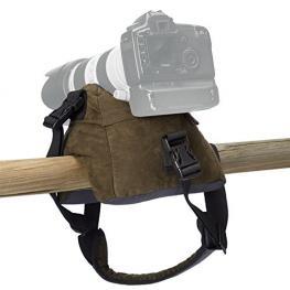 Stealth Gear Bolsa Doble Para Apoyo Con Correa de Hombro