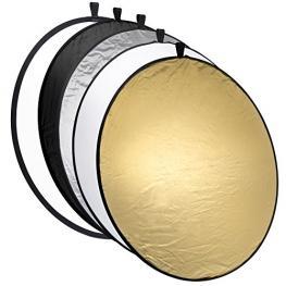 Mantona Reflector Plegable 5En1 60Cm