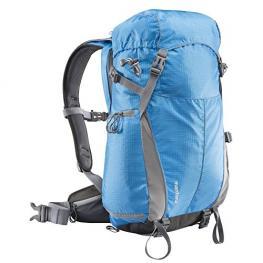 Mantona Elements Outdoor Mochila Con Bolsa Azul Claro