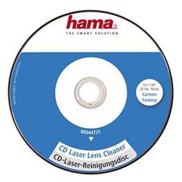 Hama Limpiador de Lentes de Cd Laser                     44721