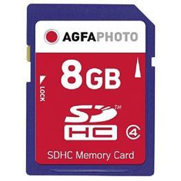 Agfaphoto Tarjeta Sdhc  8Gb