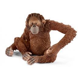 Schleich Wild Life 14775 Orangután Hembra