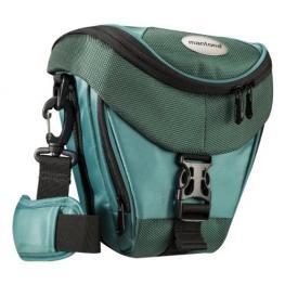 Mantona Premium Holster Bolsa Verde Oscuro