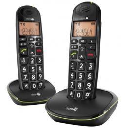Doro Phoneeasy 100 W Duo Negro