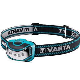 Varta Outdoor Sport Luz Frontal 4X Led / 40Lm / 3X Aaa
