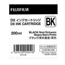 Fujifilm Dx Cartucho Tinta 200Ml Negro